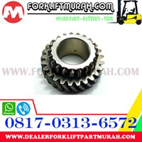 GEAR REVERSE 21X25T FORKLIFT TOYOTA PART NUMBER 33333-22000-71 1