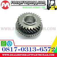 GEAR REVERSE 27TX45T FORKLIFT TOYOTA PART NUMBER 33335-23000-71 1