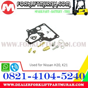 Dari REPAIR KIT KARBURATOR FORKLIFT 2