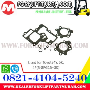 Dari REPAIR KIT KARBURATOR FORKLIFT 1