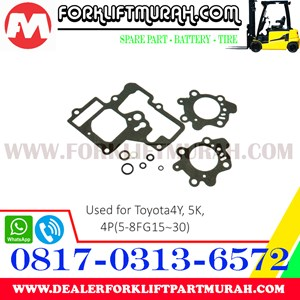 Dari REPAIR KIT KARBURATOR FORKLIFT 0