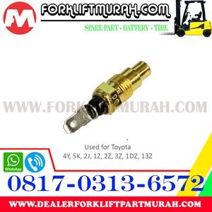 TEMPERATUR SUHU AIR RADIATOR FORKLIFT