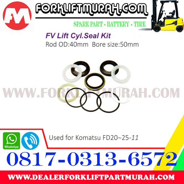 SEAL KIT BOOM FORKLIFT
