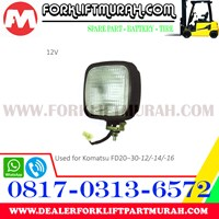 Beli LAMPU SOROT FORKLIFT 4