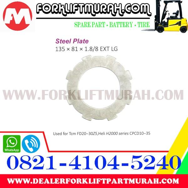 STEEL PLATE FORKLIFT