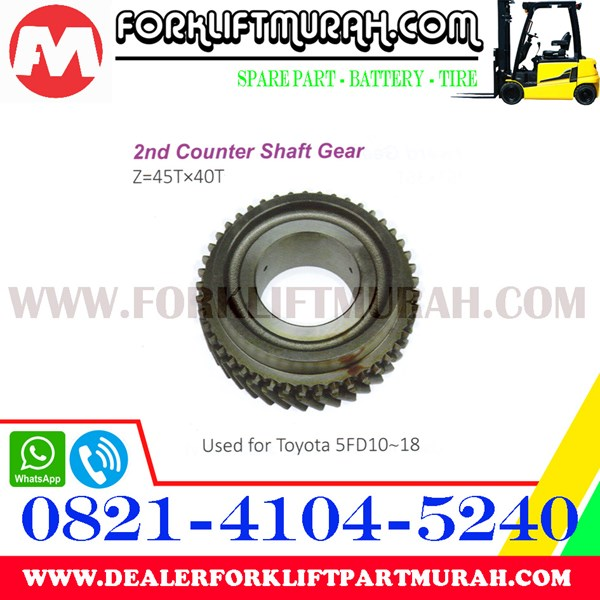 TRANSMISSION GEAR FORKLIFT