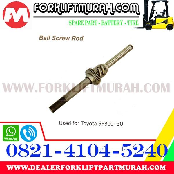 BALL SCREW ROD FORKLIFT