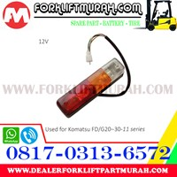 REAR COMB. LAMPS FORKLIFT