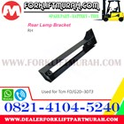 REAR LAMP BRACKETS FORKLIFT 1