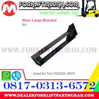 REAR LAMP BRACKETS FORKLIFT
