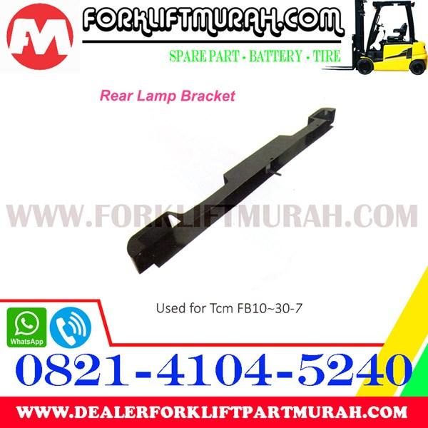 REAR LAMP BRACKETS FORKLIFT