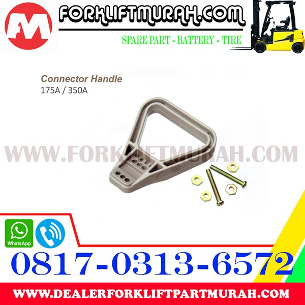 CONNECTOR HANDLES FORKLIFT