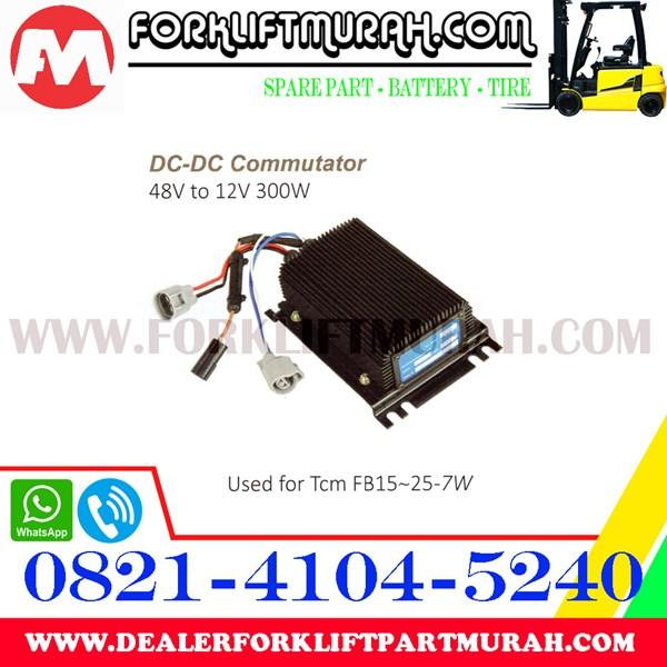 DC DC COMMUTATOR FORKLIFT
