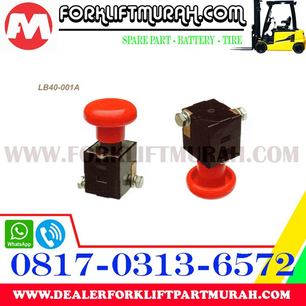 EMERGENCY STOP SWITCHES FORKLIFT