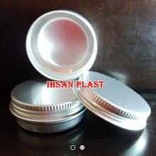Jar Aluminium 30 Gr Silver