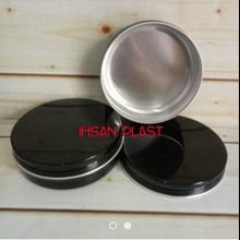 Jar Aluminium Pomade 100 Gr Warna Hitsm