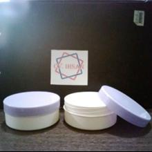 Pot Lulur 250 Gr Ungu / Putih