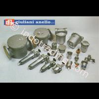Spare Parts Oil - Gas Filter Giuliani Anello