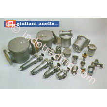 Spare Parts Oil - Gas Filter Giuliani Anello