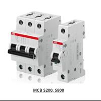 Dari MCB ABB SH 200 LC 0
