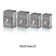 MCCB / Mold Case Circuit Breaker ABB Tmax XT1B