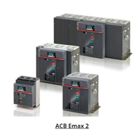 ACB / Air Circuit Breaker ABB Emax 2 C