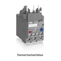 Thermal Overload Relays ABB TA (Relai Thermal)