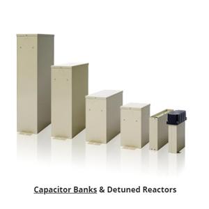 Dari Capasitor Bank & Detuned Reactors ABB CLMD 230 - 400/415 - 50Hz 0