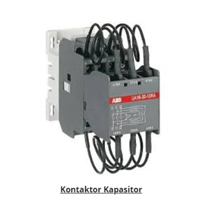 From Capacitor Contactor ABB UA 0