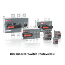 Disconnector Switch Photovoltaic ABB