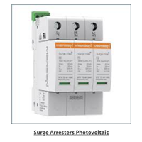 Surge Arrester Photovoltaic ABB 1