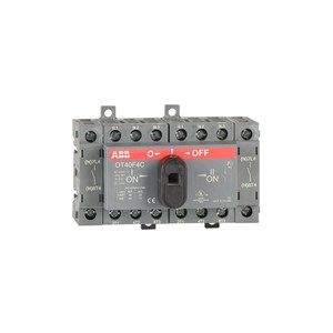 ABB OT40F4C CHANGE-OVER SWITCH
