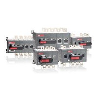 ABB Manual operated change over Switches