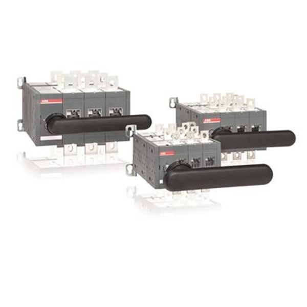 ABB Manual operated bypass switches