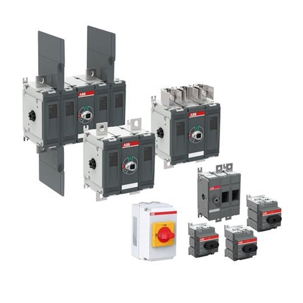 ABB photovoltaic switches