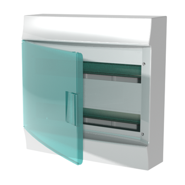 Box MCB ABB MISTRAL41W - IP41 wall mounted