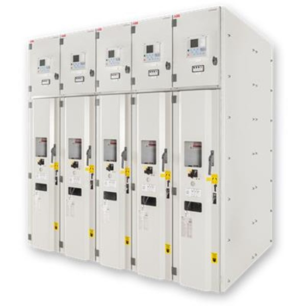 ABB Medium Voltage motor control centers
