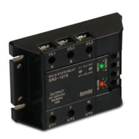 Detachable Heatsink Type SR2 Series