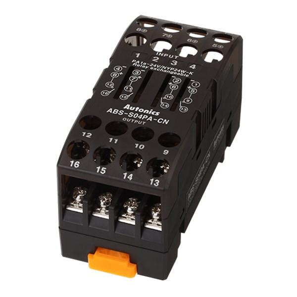 Autonics Terminal Block I/O ABS-S04PA-CN
