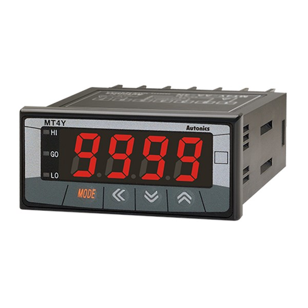 Autonics Digital Panel Meter Seri MT4Y/MT4W