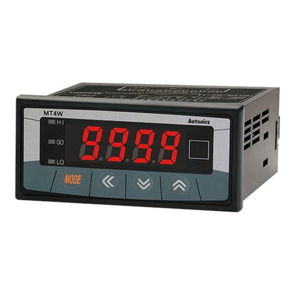 Autonics Digital Panel Meter MT4W-DV-41