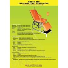Obgyn Bed / Meja Obsteric Gynecologi