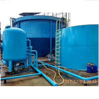 Clarifier & Sand Filter WTP