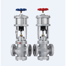 Cylinder Actuated Control Valve
