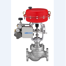 Diaphragm Actuated Control Valve