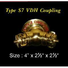 Siamese Connection Type S7 VDH Coupling