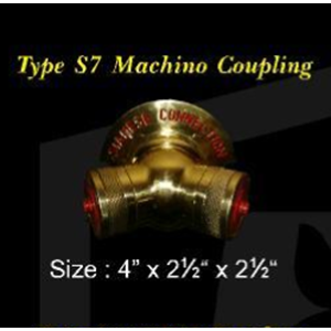 Siamese Connection Type S7 Machino Coupling