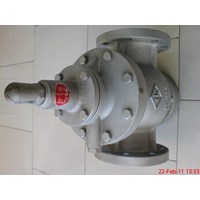 Pressure Reducing Valve atau PRV