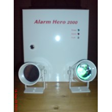 Dual Beam Photoelectric beam detector merk fireguard