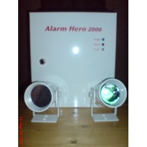 Dari Dual Beam Photoelectric beam detector merk fireguard 0